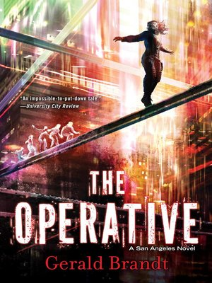 cover image of The Operative