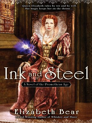 cover image of Ink and Steel