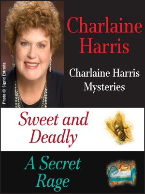 cover image of Charlaine Harris Mysteries