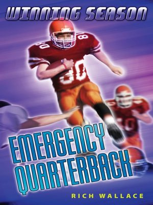 cover image of Emergency Quarterback