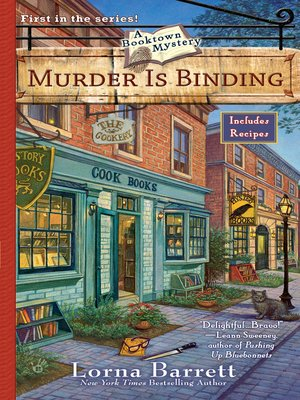 cover image of Murder Is Binding