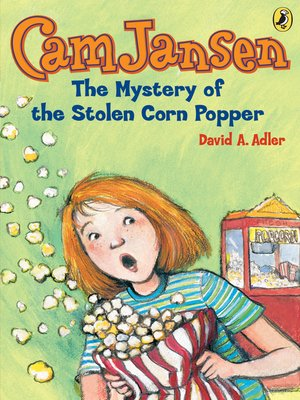 cover image of The Mystery of the Stolen Corn Popper