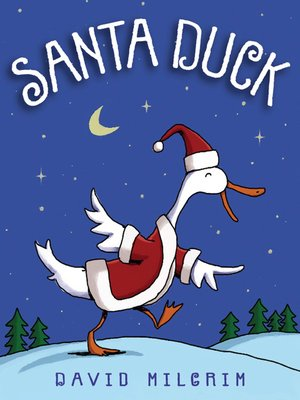 cover image of Santa Duck
