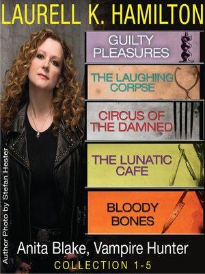 cover image of Anita Blake, Vampire Hunter Collection