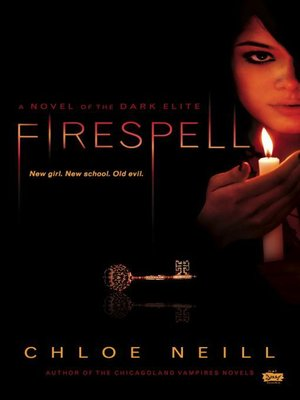 cover image of Firespell
