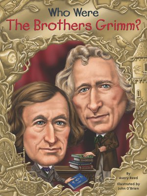 cover image of Who Were the Brothers Grimm?