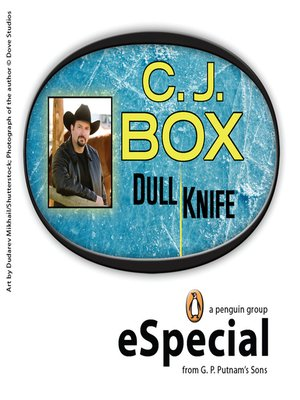cover image of Dull Knife