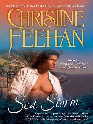 cover image of Sea Storm: Magic in the Wind and Oceans of Fire