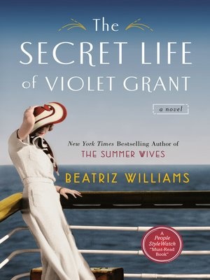 cover image of The Secret Life of Violet Grant