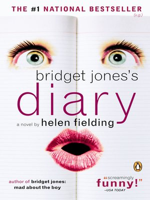 cover image of Bridget Jones's Diary