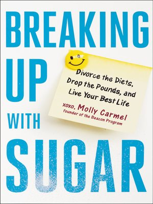 cover image of Breaking Up With Sugar