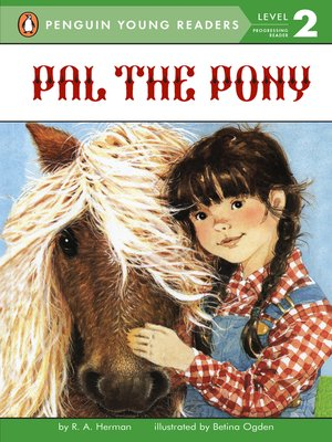 cover image of Pal the Pony