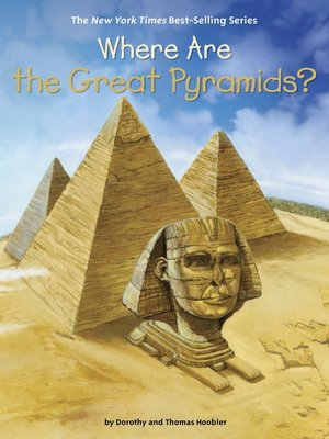 cover image of Where Are the Great Pyramids?