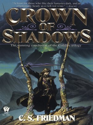 cover image of Crown of Shadows