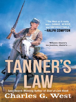 cover image of Tanner's Law