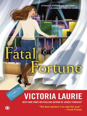 cover image of Fatal Fortune