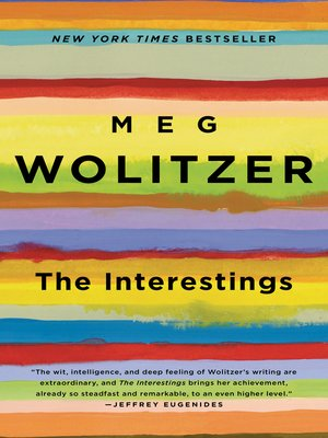 cover image of The Interestings