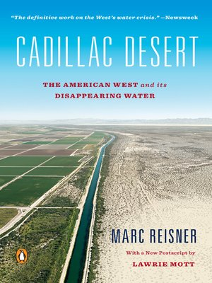 cover image of Cadillac Desert