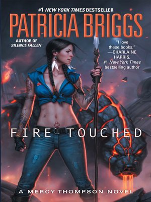 cover image of Fire Touched
