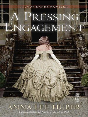 cover image of A Pressing Engagement