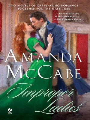 cover image of Improper Ladies