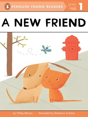 cover image of A New Friend