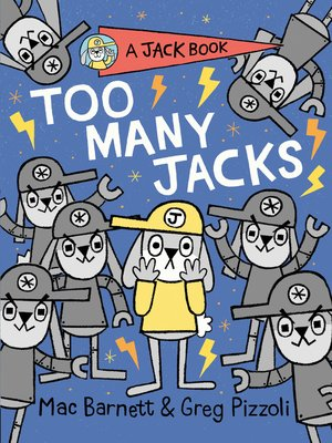 cover image of Too Many Jacks