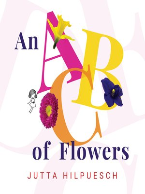 cover image of An ABC of Flowers
