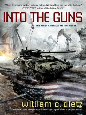cover image of Into the Guns
