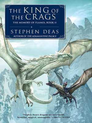 cover image of The King of the Crags