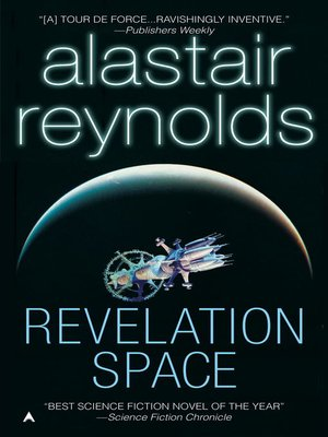 cover image of Revelation Space