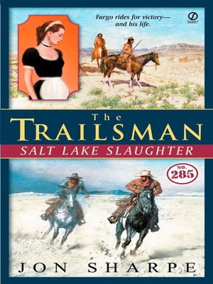 cover image of Salt Lake Slaughter