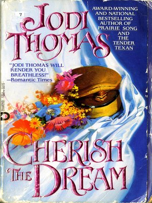 cover image of Cherish the Dream