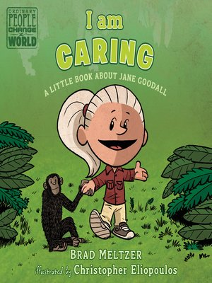 cover image of I am Caring