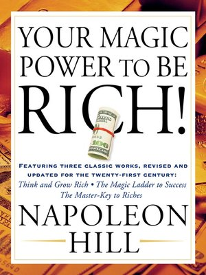 cover image of Your Magic Power to be Rich!