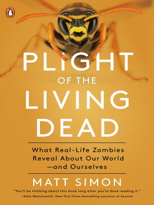 cover image of Plight of the Living Dead