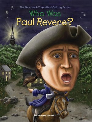 cover image of Who Was Paul Revere?