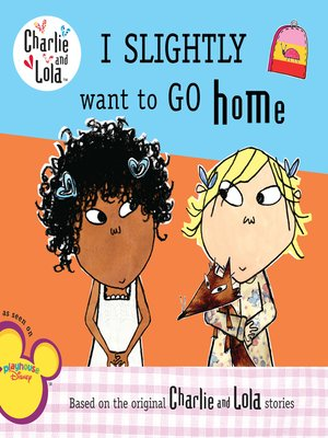cover image of I Slightly Want to Go Home