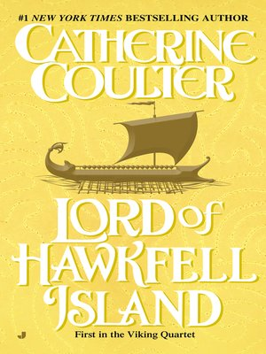 cover image of Lord of Hawkfell Island