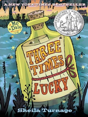 cover image of Three Times Lucky