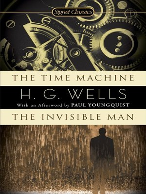 cover image of The Time Machine & The Invisible Man