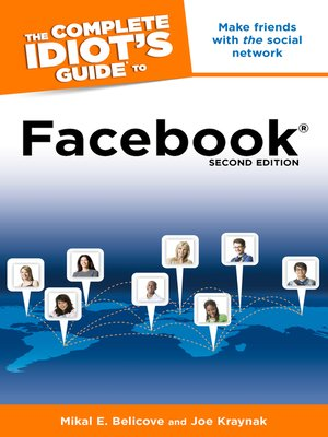 cover image of The Complete Idiot's Guide to Facebook