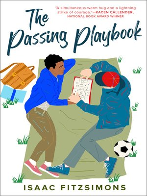cover image of The Passing Playbook