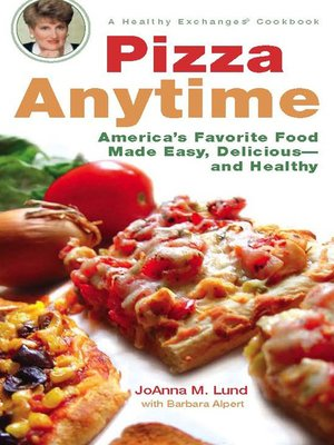 cover image of Pizza Anytime