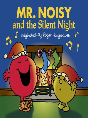 cover image of Mr. Noisy and the Silent Night