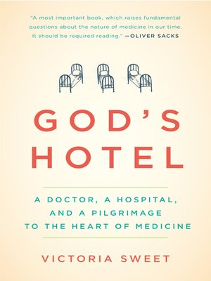 cover image of God's Hotel