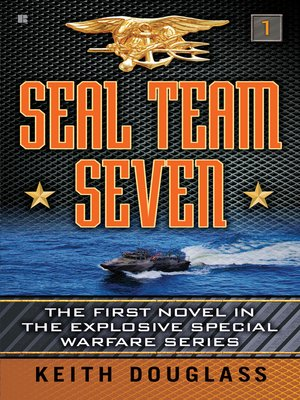 cover image of Seal Team Seven