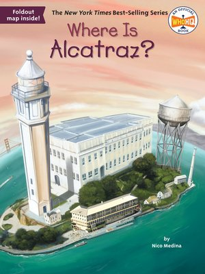 cover image of Where Is Alcatraz?