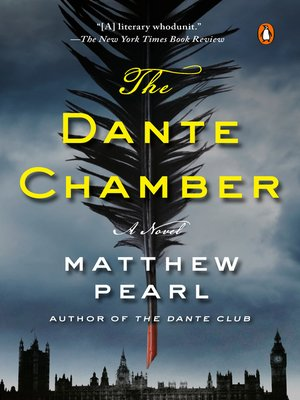 cover image of The Dante Chamber