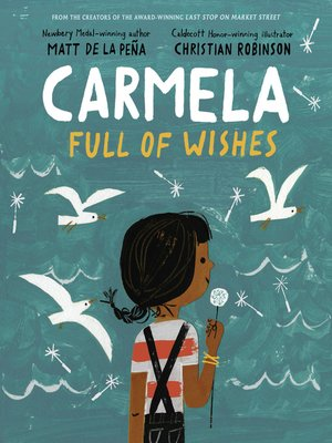 cover image of Carmela Full of Wishes